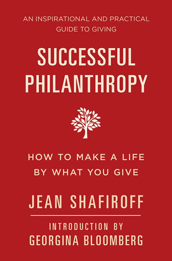 Successful Philanthropy FRONT COVER